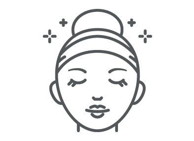 Care Personal Beauty Skin Id Icon