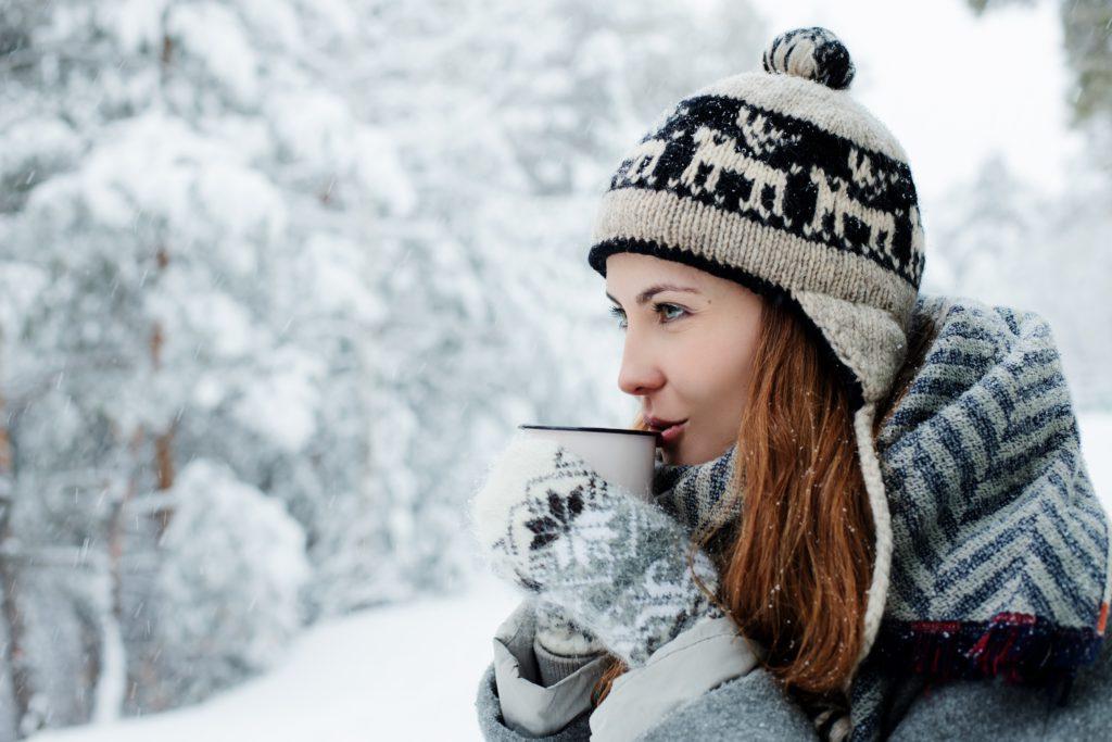 Wat Deot Winter Met Je Huid