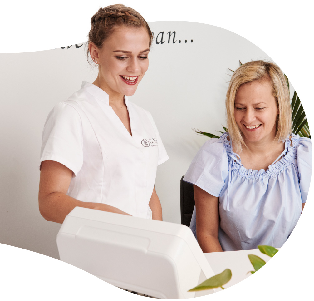 Care Personal Beauty Professional Partnerschap