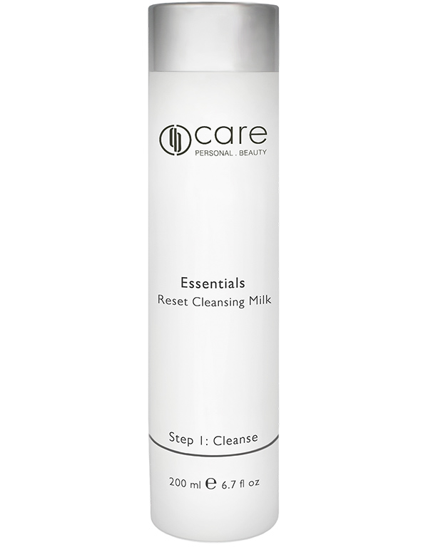Care Personal Beauty Reset Cleansing Milk